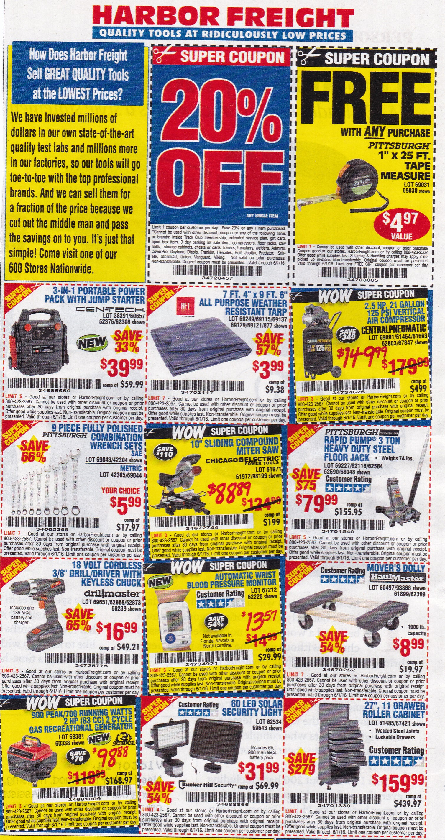 Harbor freight 67338 coupon under armour deals black friday engine harbor freight tools manual generators motors workshop alkaline battery benches coupon codes electric firebird garage ideas garages jewelry tools fandeluxe Gallery