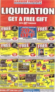 Harbor Freight Coupons Expiring 2/23/17 - Struggleville