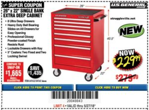 Harbor Freight Price Tracking – NEW PRODUCT ALERT • U S  General